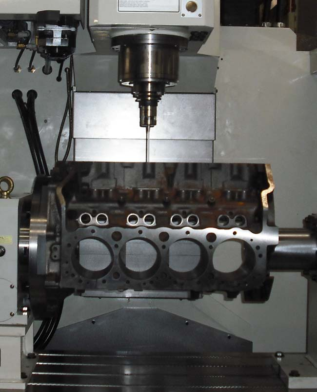 CNC Engine Block Maching:MA,CT,RI,VT,NH,ME,NY,NJ