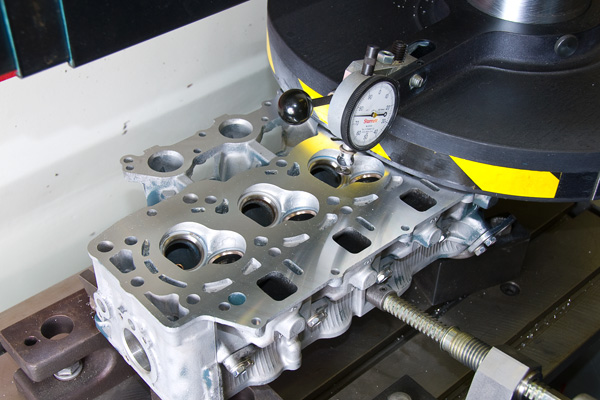 Cylinder Head Resurfacing -Surface Finish & Gasket Sealing