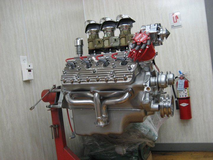 Ford flat engine #6