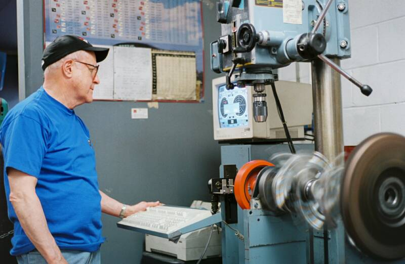 Crankshaft & Engine Balancing : MA,CT RI,NH,ME,NY,NJ