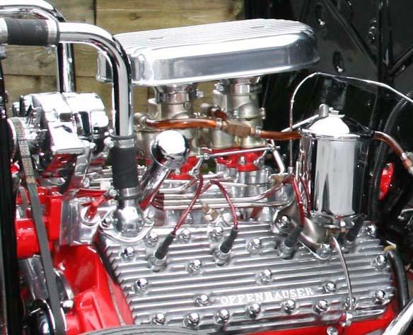 Flathead Ford Engine Rebuilding Flathead Ford Engines 8BA Flathead