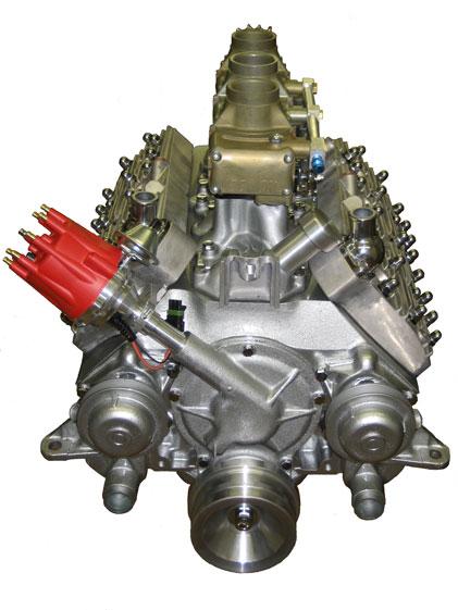 Flathead on Ford Flathead V8 Engine