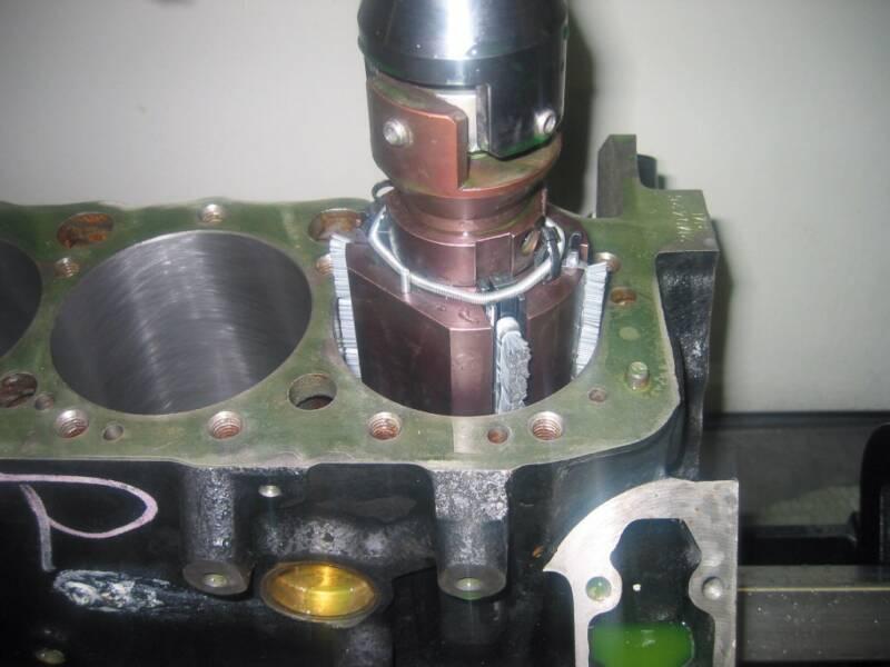 Cylinder Honing Engine Block Cylinder Finishing:MA,CT,RI,NH